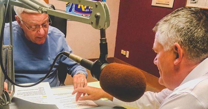 KFIZ Radio Studios